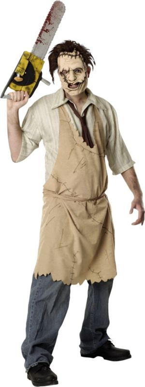 Adult Leatherface Costume - Texas Chainsaw Massacre