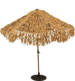 Hawaiian Thatch Umbrella Cover
