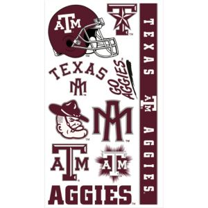 Texas A&M Aggies Tattoos 7ct
