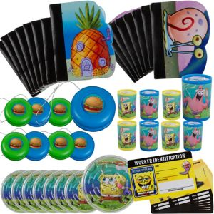 SpongeBob Favor Pack 48pc