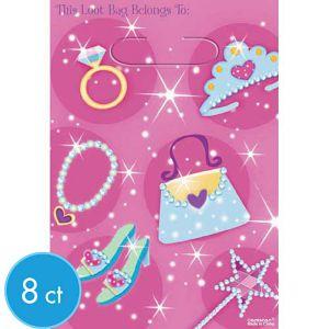 Princess Favor Bags 8ct