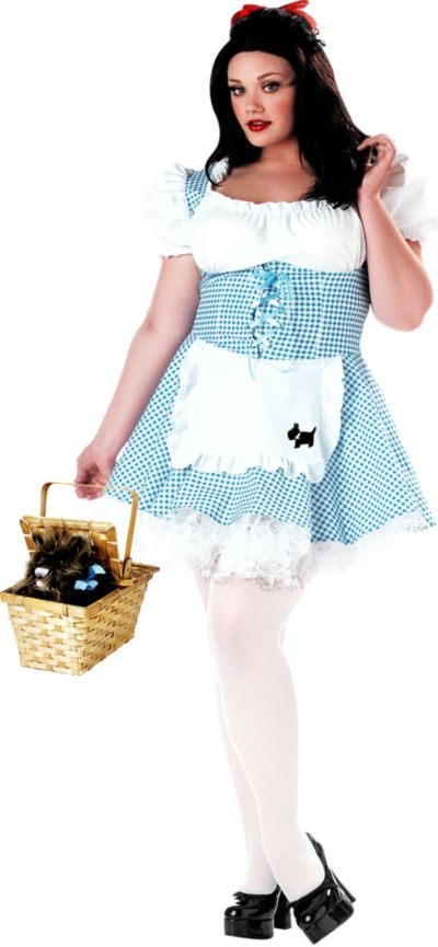Adult Storybook Sweetheart Costume Plus Size