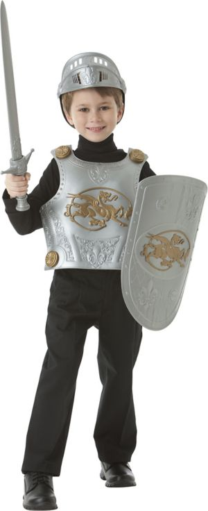Child Crusader Play Set