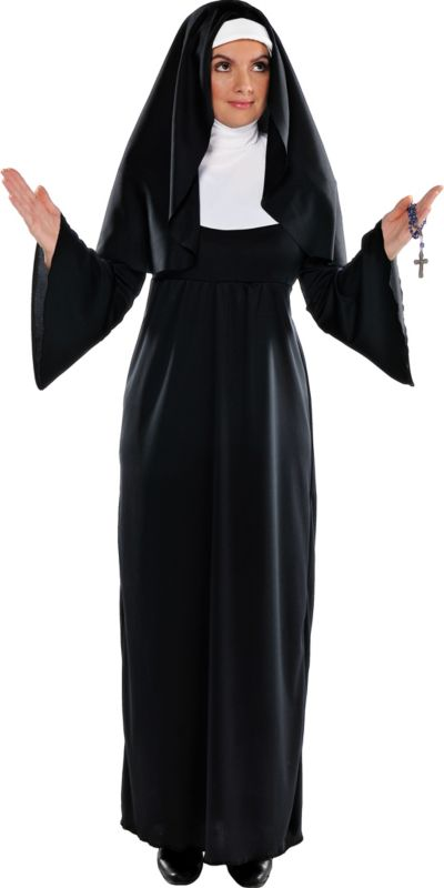 48924f33b5d Nun Costume for Women