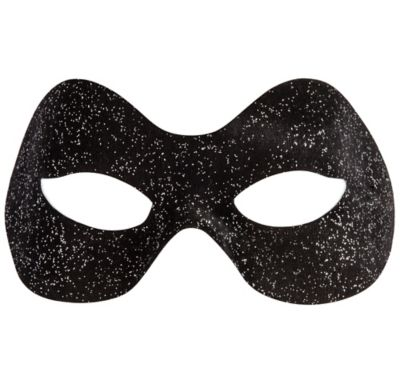 Sophisticate Domino Mask
