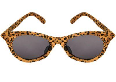 Vintage Cheetah Sunglasses