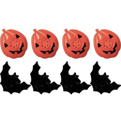Halloween Lip Whistles 8ct