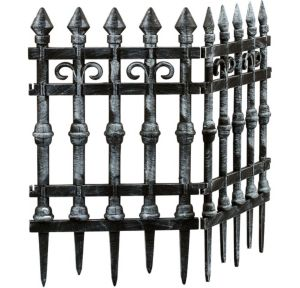 Cemetery Fences 2ct