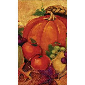 Harvest Still Life Guest Towels 16ct