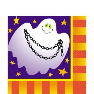 Friendly Frights Lunch Napkins 16ct
