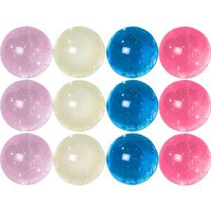 Glitter Bounce Balls 12ct