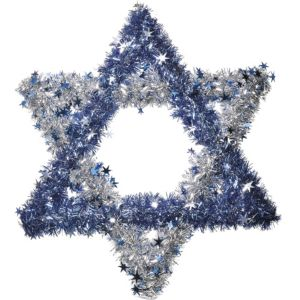 Star of David Wreath