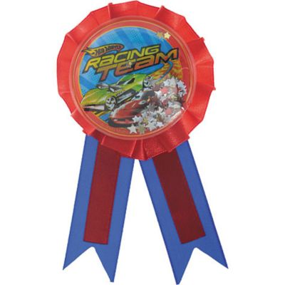 Hot Wheels Award Ribbon