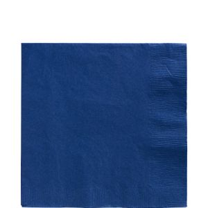 Royal Blue Lunch Napkins 50ct