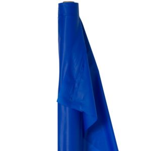 Big Party Pack Royal Blue Plastic Table Cover Roll