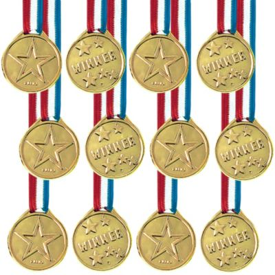 Award Medals 12ct