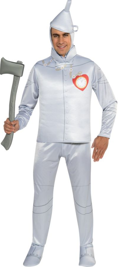 Adult Tin Man Costume - Wizard of Oz