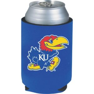 Kansas Jayhawks Can Coozie