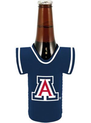 Arizona Wildcats Jersey Bottle Coozie