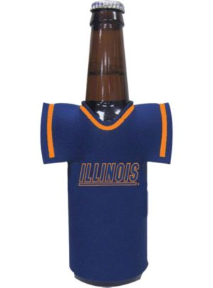 Illinois Fighting Illini Bottle Jersey