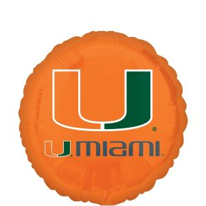 Miami Hurricanes Balloon