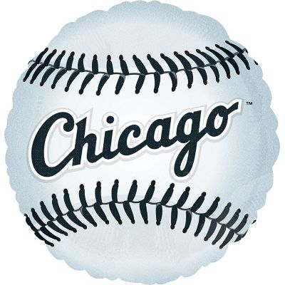 Chicago White Sox Balloon - Baseball
