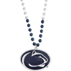 Penn State Nittany Lions Pendant Bead Necklace
