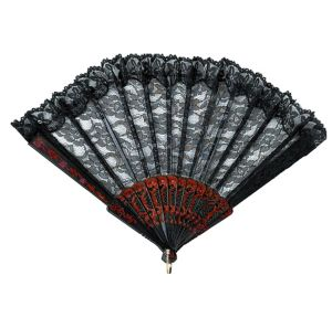 Lace Spanish Fan