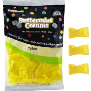 Yellow Pillow Mints 50ct