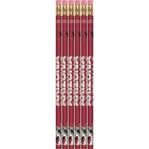 Arizona Cardinals Pencils 6ct