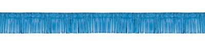 Royal Blue Fringe Garland