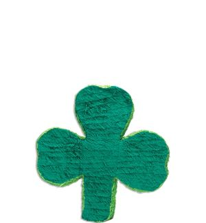 St. Patricks Day Shamrock Pinata