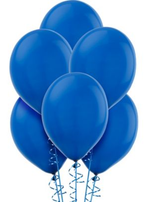 Royal Blue Balloons 15ct