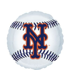 New York Mets Balloon - Baseball