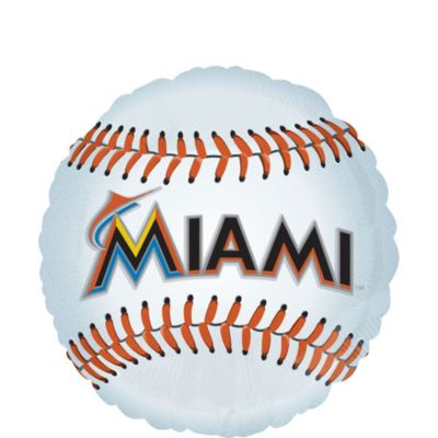 Florida Marlins Balloon - Baseball