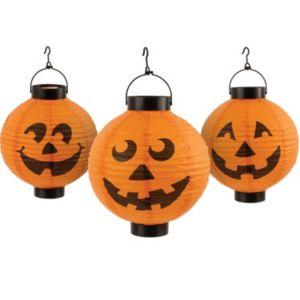 Pumpkin Lantern String Lights 3ct