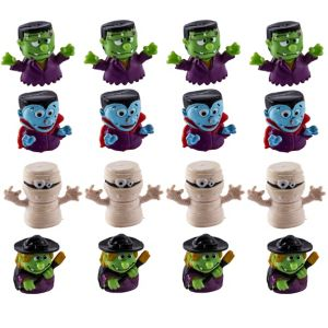 Monster Finger Puppets 16ct