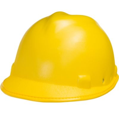 Construction Worker Hard Hat