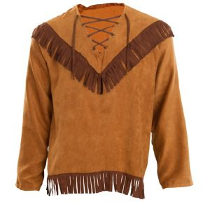 Adult Native American Shirt