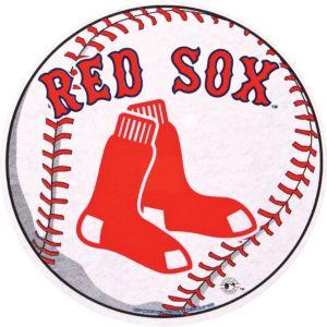 Boston Red Sox Pennant Baseball 14in