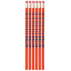 Auburn Tigers Pencils 6ct