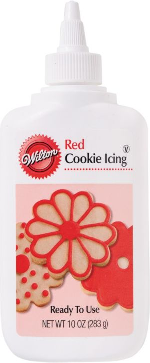 Red Cookie Icing 10oz
