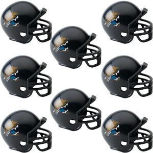 Jacksonville Jaguars Helmets 8ct