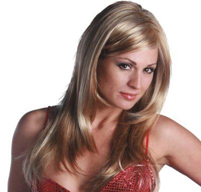 Divine Honey Light Blonde Premium Wig