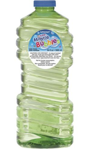 Super Miracle Bubbles Refill
