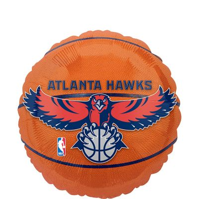 Atlanta Hawks Balloon - Basketball
