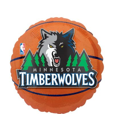 Minnesota Timberwolves Balloon - Basketball