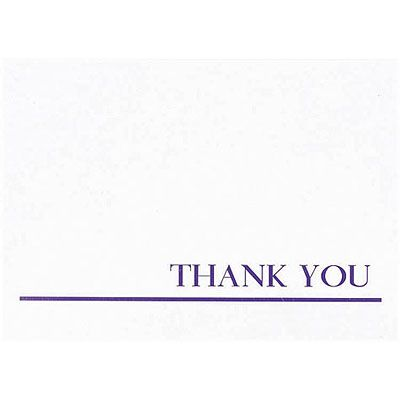 Elegant Expressions Thank You Notes 8ct