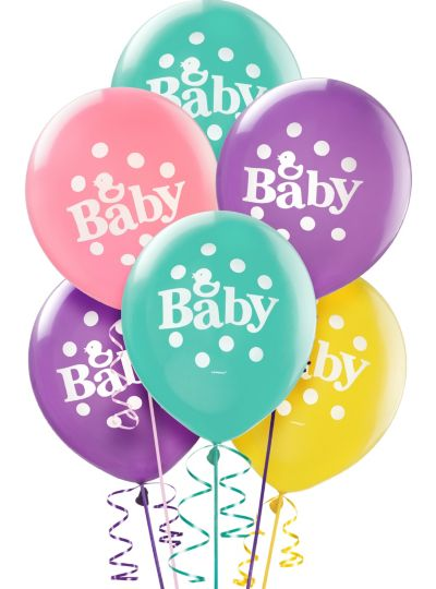 Baby Balloons 15ct