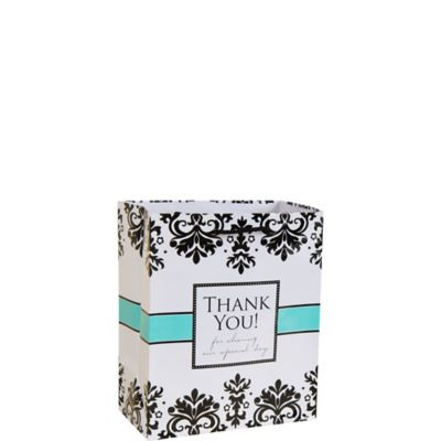 Always & Forever Thank You Gift Bags 10ct